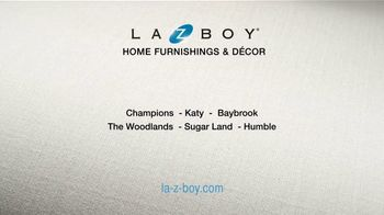 La-Z-Boy Presidents Day Sale TV Spot, 'Held Over: Save 25 Percent' - Thumbnail 7