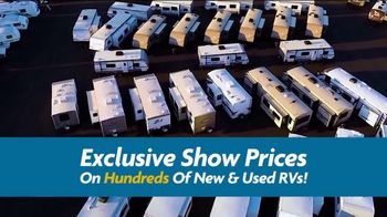 Camping World 9th Annual RV Super Show TV Spot, 'Bigger and Better' - Thumbnail 3