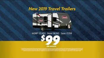 Camping World 9th Annual RV Super Show TV Spot, 'Bigger and Better' - Thumbnail 4