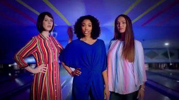 Stein Mart TV Spot, 'Runway Attitude: Bowling'