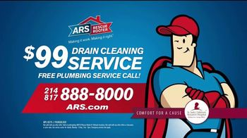 ARS Rescue Rooter TV Spot, 'Clogged Drains' - Thumbnail 8