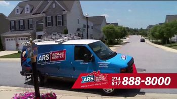 ARS Rescue Rooter TV Spot, 'Clogged Drains' - Thumbnail 2
