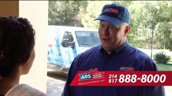 ARS Rescue Rooter TV Spot, \'Clogged Drains\'