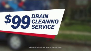 ARS Rescue Rooter TV Spot, 'Clogged Drains' - Thumbnail 5