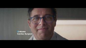 McLaren Health Care TV Spot, 'Cardiac Care' - Thumbnail 1