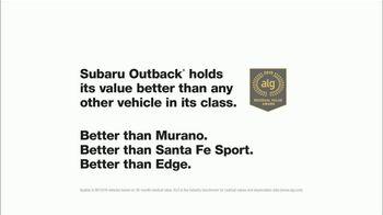 2019 Subaru Outback TV Spot, 'Always Smiling' [T2] - Thumbnail 5