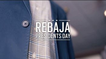 Men\'s Wearhouse Rebaja Presidents Day TV Spot, \'Compra con nosotros\' [Spanish]