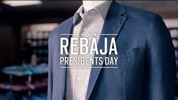 Men's Wearhouse Rebaja Presidents Day TV Spot, 'Compra con nosotros' [Spanish] - Thumbnail 2