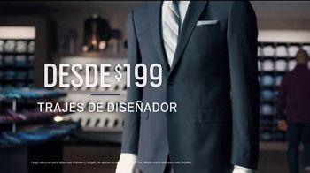 Men's Wearhouse Rebaja Presidents Day TV Spot, 'Compra con nosotros' [Spanish] - Thumbnail 3