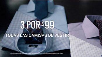 Men's Wearhouse Rebaja Presidents Day TV Spot, 'Compra con nosotros' [Spanish] - Thumbnail 4
