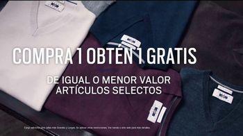Men's Wearhouse Rebaja Presidents Day TV Spot, 'Compra con nosotros' [Spanish] - Thumbnail 5