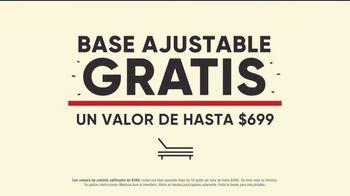Mattress Firm Venta del Día de los Presidentes TV Spot, 'Ahorros especiales' [Spanish] - Thumbnail 7