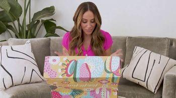 FabFitFun.com TV Spot, 'Unboxing' Featuring Melissa Gorga - Thumbnail 3