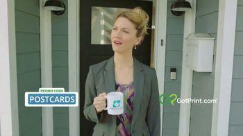 GotPrint.com TV Spot, '10 Percent Off Postcards' - 705 commercial airings