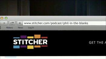 Phil in the Blanks TV Spot, 'Tony Romo Interview' - Thumbnail 10