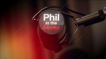 Phil in the Blanks TV Spot, 'Tony Romo Interview' - Thumbnail 8