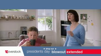 Overstock.com Presidents Day Blowout TV Spot, 'Table Runner' - Thumbnail 2