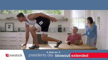 Overstock.com Presidents Day Blowout TV Spot, 'Table Runner'