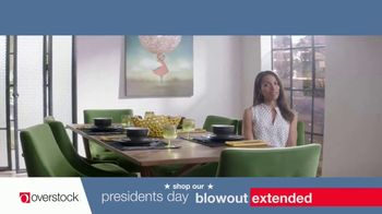 Overstock.com Presidents Day Blowout TV Spot, 'Table Runner' - Thumbnail 5