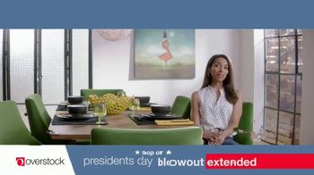 Overstock.com Presidents Day Blowout TV Spot, 'Table Runner' - Thumbnail 6