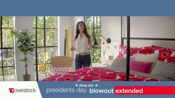 Overstock.com Presidents Day Blowout TV Spot, 'Table Runner' - Thumbnail 9