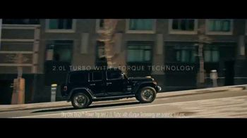 2019 Jeep Wrangler TV Spot, 'Made For' Song by Carrollton [T2] - Thumbnail 5