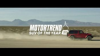 2019 Jeep Wrangler TV Spot, 'Made For' Song by Carrollton [T2] - Thumbnail 7