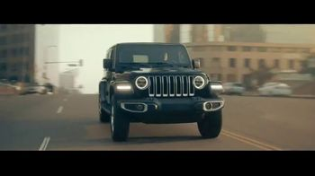 2019 Jeep Wrangler TV Spot, 'Made For' Song by Carrollton [T2]