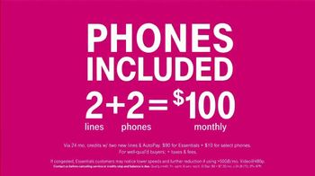 T-Mobile Essentials TV Spot, 'Happy to See You' Song by Air Supply - Thumbnail 5