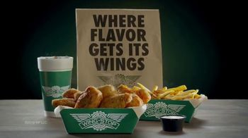 Wingstop TV Spot, 'Louie' - Thumbnail 8