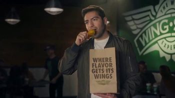 Wingstop TV Spot, 'Louie' - Thumbnail 3