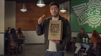 Wingstop TV Spot, \'Louie\'