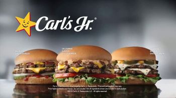 Carl's Jr. Charbroiled Double Deals TV Spot, 'Uncomfortably Close: $2.49' - Thumbnail 9