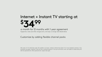 XFINITY Internet + Instant TV TV Spot, 'Best Day of My Life' Featuring Amy Poehler - Thumbnail 9