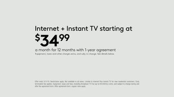 XFINITY Internet + Instant TV TV Spot, 'Best Day of My Life' Featuring Amy Poehler - Thumbnail 8