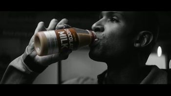 Built With Chocolate Milk TV Spot, 'Al Horford's Real Recovery Power' - 1639 commercial airings