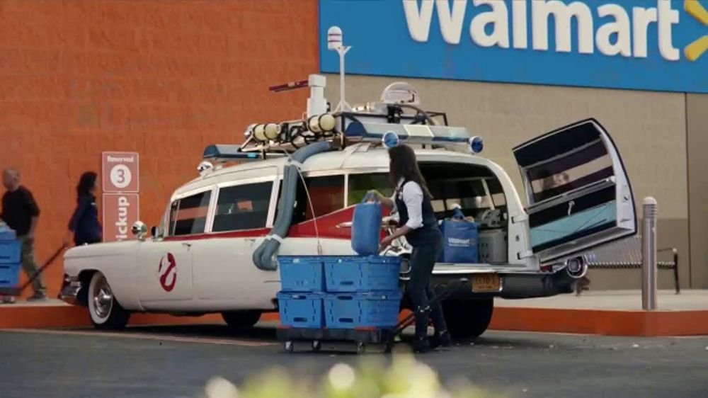 Walmart Grocery Pickup TV Commercial, 'Famous Cars: Loading' Song by Gary  Numan - Video