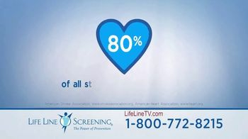 Life Line Screening Package TV Spot, 'Preventive Screenings' - Thumbnail 4