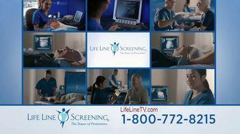 Life Line Screening Package TV Spot, 'Preventive Screenings' - Thumbnail 5