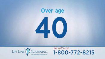 Life Line Screening Package TV Spot, 'Preventive Screenings' - Thumbnail 6