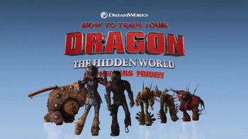 How to Train Your Dragon: The Hidden World - Alternate Trailer 90