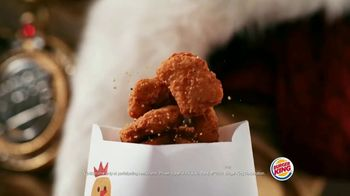 Burger King Chicken Nuggets TV Spot, 'Turning Up the Heat' - Thumbnail 4