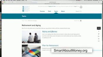 Smart About Money TV Spot, 'Mom and Dad' - Thumbnail 7