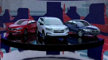 Honda Presidents Day Sales Event TV Spot, 'Life's Best Adventures' [T2] - Thumbnail 1