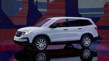 Honda Presidents Day Sales Event TV Spot, 'Life's Best Adventures' [T2] - Thumbnail 2