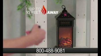 Personal Fireplace Heater TV Spot, 'Save Energy' - Thumbnail 4