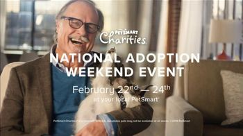 PetSmart National Adoption Weekend Event TV Spot, 'Adoption Love Story' - Thumbnail 10