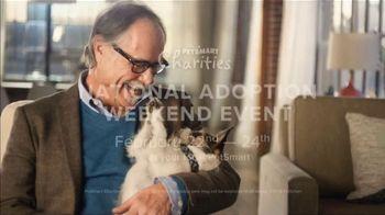 PetSmart National Adoption Weekend Event TV Spot, 'Adoption Love Story' - Thumbnail 8