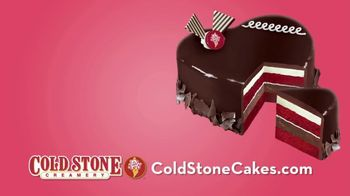 Cold Stone Creamery Cupcakes Make the Cake TV Spot, 'Celebrate Valentine's Day'