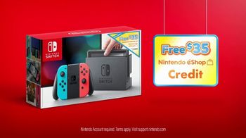 Nintendo Switch TV Spot, 'My Way: $35 eShop Credit' - Thumbnail 10